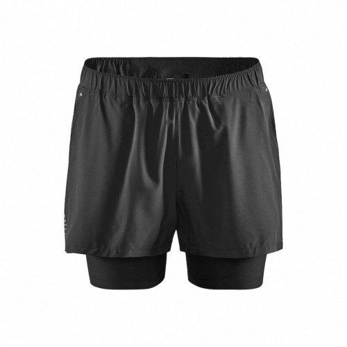 CRAFT ADV ESSENCE 2-in-1 STRETCH SHORT - HOMME