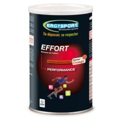 BOISSON EFFORT ERGYSPORT - ORANGE - PERFORMANCE