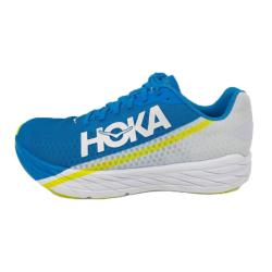 HOKA ONE ONE - ROCKET X - Blue / White