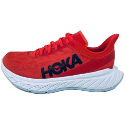 HOKA ONE ONE - CARBON X 2 - Fiesta / White