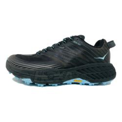 HOKA ONE ONE - SPEEDGOAT 4 GTX W - Anthracite / Dark Gull Grey