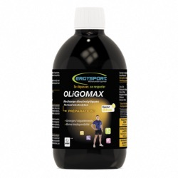 OLiGOMAX ERGYSPORT 500 mL - CITRON - PREPARATION