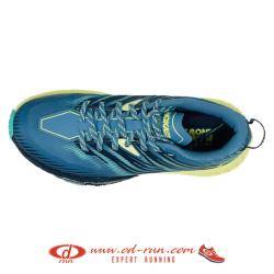 HOKA ONE ONE - SPEEDGOAT 4 W - Provicial Blue / Luminary Green